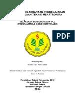 Rencana Pelaksanaan Pembelajaran (Melakukan Pengoperasian Plc)