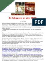 23 Minuten in der Hölle