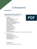 Aleksandr Romanovici Beleaev - Capul Profesorului Dowell