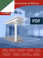 Patio Brochure