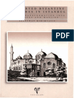 Suleyman Kirimtayif, Converted Byzantine Churches in Istanbul 2001