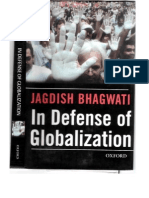 Bhagwati--In Defense of Globalization