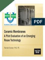 Ceramic Membrane Market