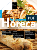 Arrangement Horeca S&C