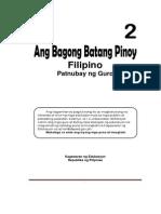 Tg Filipino 2 as of Aug 2013