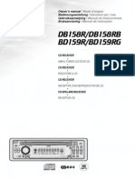 Radio CD Clarion DB158R-EU,28