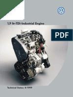 motor 1.9 tdi - 1999