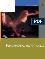 Fundamental Motor Skills