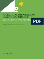 Alimentacion Cardiosaludable en Atencion Primaria Guia Instituto Flora