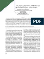 4. Hubungan Antara Jenis Dan Lama Pemakaian Alat Kontrasepsi
