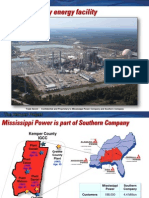 Overview of the Kemper Country Energy Facility