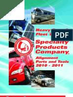 Specialty Products 2010 Heavy Duty Catalog
