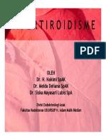 Mk End Slide Hipertiroidisme