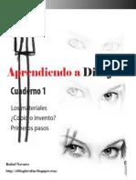Aprendiendo a Dibujar-cuaderno 1
