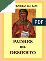 Varios Autores Sentencias de Los Padres Del Desierto
