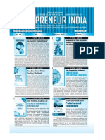 Entrepreneur India monthly magazine  February 2013