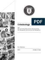Criminology UK LLB UOL