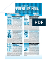 Entrepreneur India monthly magazine  March 2013