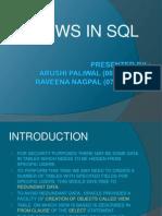 Views in SQL
