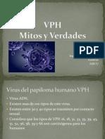 VPH Mitos y Verdades