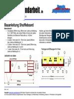eBook Shuffleboard Praxis Jugendarbeit