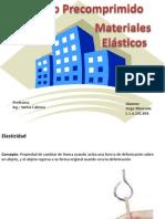 materiales elasticos