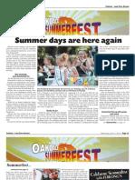 2014 Oakdale Summer Fest