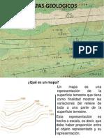 Mapas Geologicos- Regla de La V