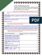 p3 cw worksheet