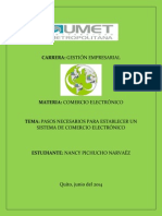Comercio Electronico - Deber 1 Nancy