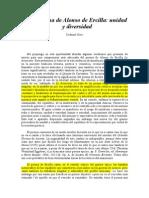Cedomil Goic - Tres Artículos Sobre La Araucana