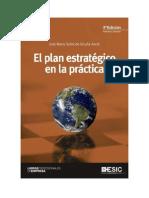 El Plan Estrategico en La Practica - Sainz de V