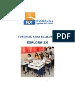 Tutorial Del Alumno - Explora Hdt