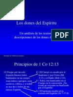 Principios de 1Cor 12