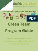 School Green Team Program