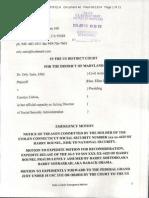 USDCMD ECF 40 - Taitz v Colvin - MtR MtE Notice of Treason - 1-13-Cv-01878_40 (3)