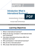 What is International Business (Slides)