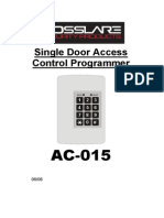 AC-015 Hardware Installation and User Guide 190606
