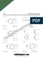 Module 1- Circuit Theorems