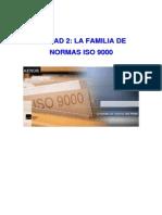 La Familia de Normas ISO 900