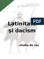 Latin It Ate Si Dacism(Studiu de Caz)