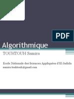 Cours Algorithmique
