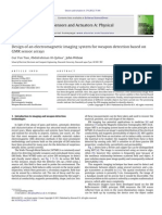 Design of an Electromagnetic Imaging System for Weapon Detection Based On