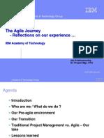 Agile Ibm Aot Conf 062308