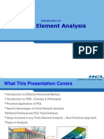 FEA Basics Very Imp Ppt