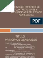 Consejo Superior de Contrataciones y Adquisiciones Del Estado Diapositivas