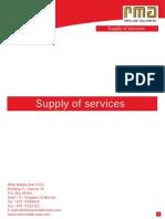 Services D E Bahrain
