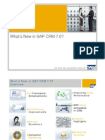 SAP CRM7 Highlights