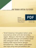 Penyelidikan Tanah Untuk Fly-over