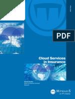 Cloud Services Insurance